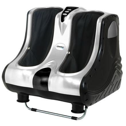 Calf & Foot Massager - Silver
