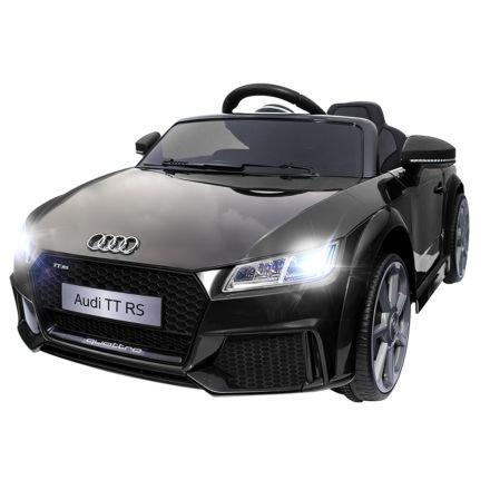 Ride On Audi Tt Rs Roadster Black