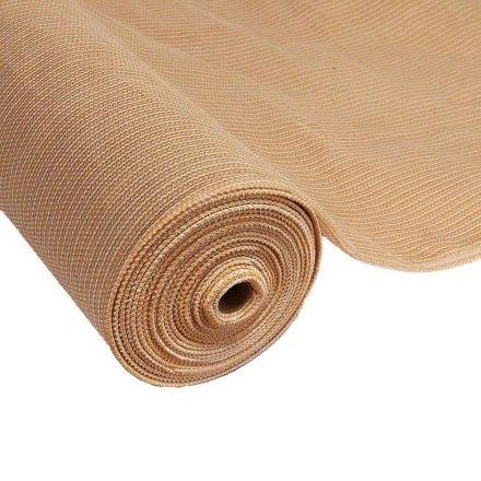 50m Shade Cloth Roll - Sandstone