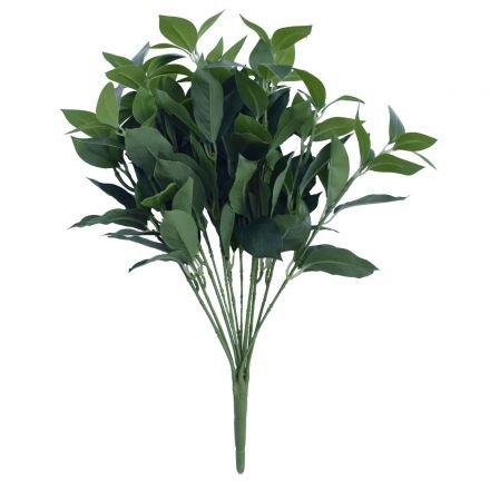 Artificial Bayleaf Foliage Bunch 45cm