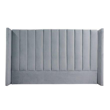 Isla Queen Upholstered Winged Bed Headboard