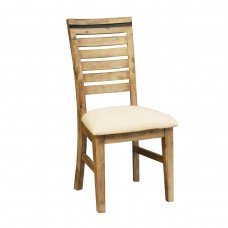 Seashore Dining Chair Fabric Seat