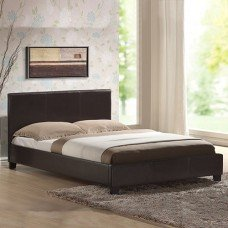 Mondeo Bedframe Double Size Brown