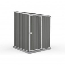 Absco 1.52mw X 1.52md X 2.08mh Space Saver Garden Shed