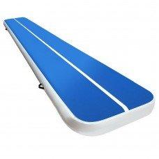 5 X 1m Inflatable Air Track Mat - Blue