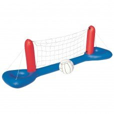 Bestway Inflatable Pool Volleyball Set & Ball Floating Swimming Pool Game Toy