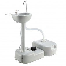 43l Capacity Portable Sink Wash Basin