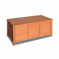 Fir Wood Outdoor Storage Box