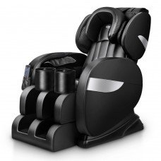 Electric Massage Chair - Black