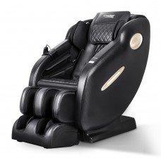 Livemor 3d Electric Massage Chair Sl Track Full Body Zero Gravity Shiatsu Black