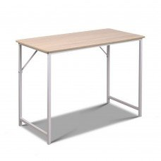 Computer Desk With Wood Top