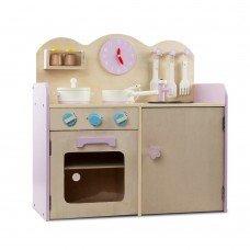 7 Piece Wooden Kitchen Set