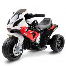 Bmw Motorbike Electric Toy - Red