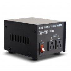 Giantz Stepdown Transformer 500w 240v To 110v