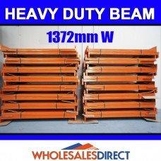 Pallet Racking Beam 1372 x 80mm 2850kg Heavy Duty