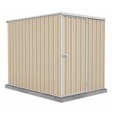 Absco 1.52mw X 2.26md X 1.80mh Basic Garden Shed