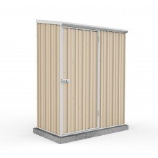 Absco 1.52mw X 0.78md X 1.95mh Space Saver Garden Shed