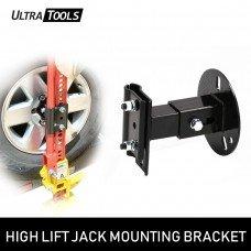 High Lift Farm Jack Wheel Mounting Bracket Recovery Kit