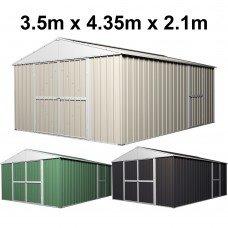 Garden Shed 3.5m x 4.35m x 2.1m