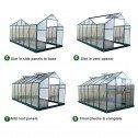 EcoPro Greenhouse installation2