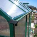 EcoPro Greenhouse 32x8 gutter