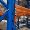 ULTRA Pallet Racking 18 Space Package joints