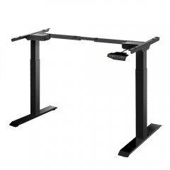 Artiss Motorised Standing Desk - Black