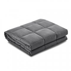 Giselle Bedding 9kg Cotton Weighted Gravity Heavy Blanket Camling Adult