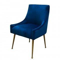 Ellie Set of 2 Velvet Upholstered Dining Chair